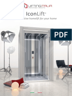 IconLift - Superlative homelift for your home - LiftingItalia