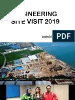 Engineering Site Visit 2019