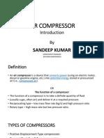 Air Compressor Zt 75