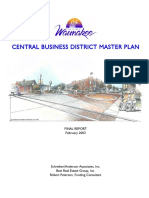 Central Business District Plan