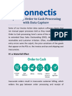 Speed Up Order to Cash Processing With Data Capture