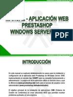 MANUAL_APLICACIÓN_WEB_PRESTASHOP_WINDOWS_SERVER_2008_LARED38110