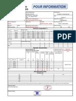 3.1B Certificat - Modèle