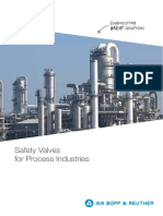 Bopp & Reuther Safety Valves Range