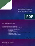 Advance Process Automation(APA) EXATO.pptx