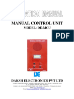 Daksh_OPERATION_MANUAL