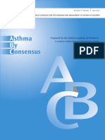 Asthma by consensus