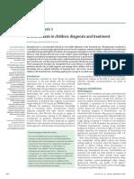 Bronchiectasis Lancet 2018