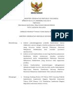 MK Tahun 2019 Nomor 556 Tentang PNPK Tata Laksana Malaria