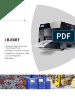 B-EX6 Spec Sheet