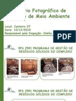 RELATORIO FOTOGRÁFICO DE INSPEÇÃO  MEIO AMBIENTE .pptx