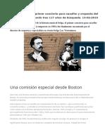 Paul Gilson Historia