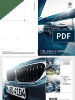 BMW 5 Series Brochure