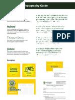 VSU Typography Guide