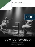 PORTFÓLIO -  Com Cord'ando