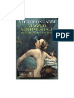 Vittorio Sgarbi - Viaggio sentimentale