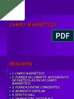 Cam magnetic