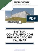Sistema Construtivo Com Pré-moldado Em Cajamar