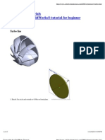 Create Turbo Fin _ SolidWor..
