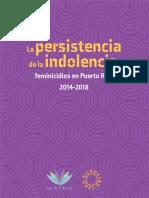 Aviles  y Rodriguez-Reyes -- Feminicidios en Puerto Rico
