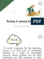 Teaching_Learning_Strategies sumary