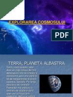 Explorarea Cosmosului