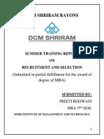 Dm Shriram Rayons