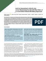General Framework for Assessing in Vitro-In Vivo Correlation