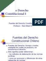 fuentes constitucionales