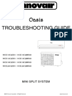 Innovair-Oasis-Mini-Split-2nd-Gen-9K-24K-Troubleshooting-Guide-English