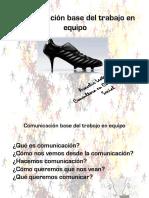Комуникацијата на работа -шпански