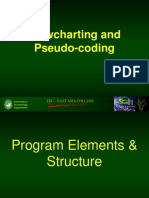 FEU EAC ITES103 ITEI103 Flowcharting and Pseudocoding (1)