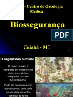 Biossegurança - Palestra Ceom 1