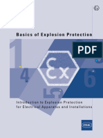 Basics of Explosion Protection