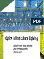LEDIL - Optics in Horticulture Lighting