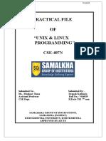 Deep Unix & Linux Programming Lab Dd