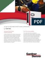 L90-L132 Fixed Speed Rotary Screw Compressor Brochure