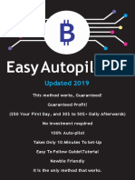 Bitcoin 100$ A Day Autopilot