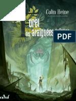 Colin Heine - La Forêt Des Araignées Tristes (2019)