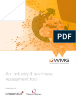 An Industry 4 readiness assessment tool