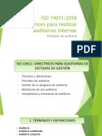 ISO 19011 Auditorias Internas