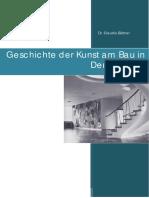 Geshichte der Kunst am Bau in Deutschland