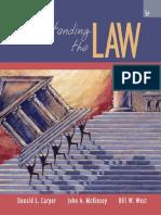Understanding the Law 5th - Carper, West. McKinsey.pdf