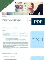 Analisis FODA Emprendimiento