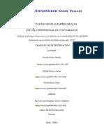 """""""Gestión de Riesgos financiero y su relación en la rentabilidad de las entidades (1) (1)"""