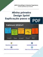 Minha Primeira Design Sprint - Explicação Passo a Passo