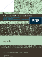 GST Impact Real Estate