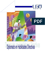 DIPLOMADO HABILIDADES DIRECTIVAS