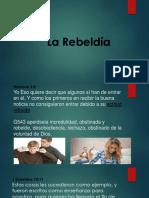 La rebeldía