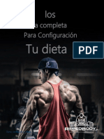 391481447 Guia Completa Para La Configuracion de Tu Dieta Docx